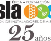 Logo AISLA 25 años