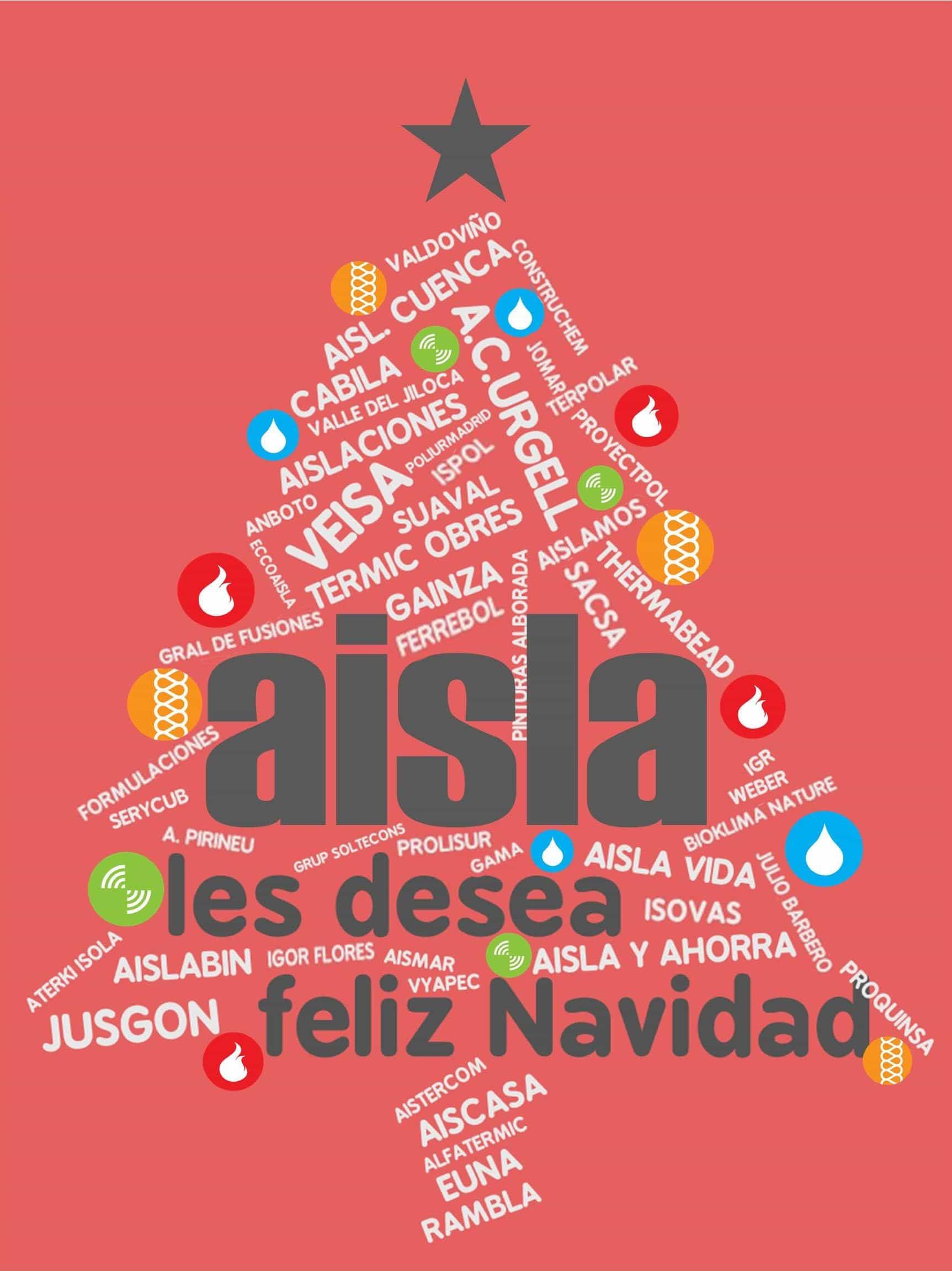 Felicitación de AISLA 15