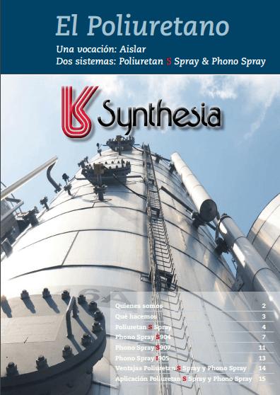 Catálogo de SYNTHESIA