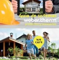 Nueva guía de Sistemas Weber.therm