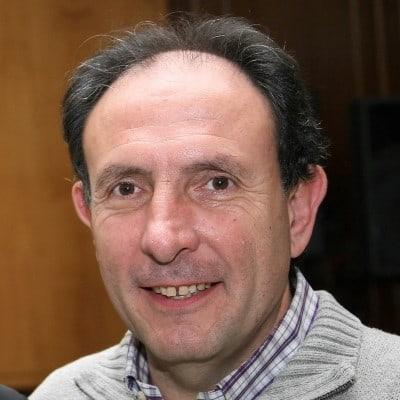 Juan Francisco Jiménez. Tesorero de AISLA