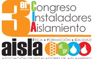 Logo 3º Congreso AISLA