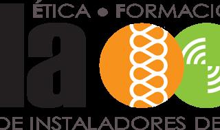Logo Aisla con lema