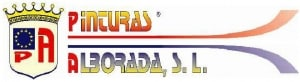Logo PINTURAS ALBORADA