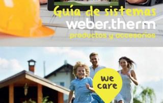 Nueva Guía de Sistemas Weber.therm, la solución ideal para el aislamiento térmico de fachadas