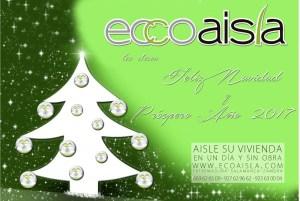 Felicitación Navideña del asociado ECCOAISLA