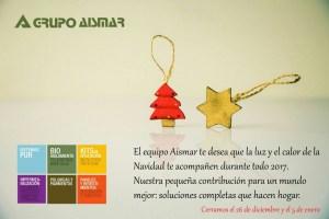 Felicitación Navideña del asociado AISMAR