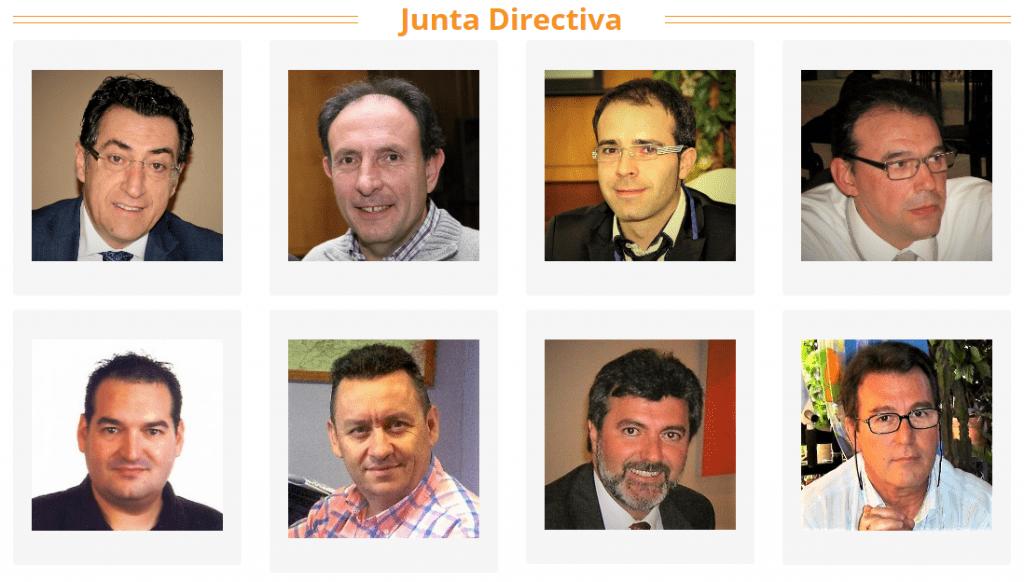 Junta Directiva de AISLA 2016