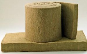 Panel y rollo de fibra de cáñamo