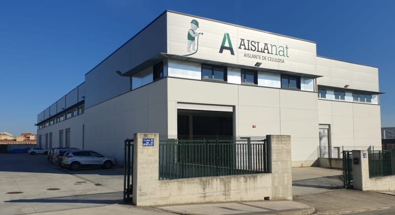 Las nuevas instalaciones de AISLANAT